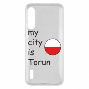 Xiaomi Mi A3 Case My city is Torun