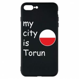 iPhone 8 Plus Case My city is Torun