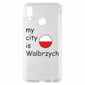 Huawei P Smart 2019 Case My city is Walbrzych