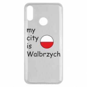 Huawei Y9 2019 Case My city is Walbrzych