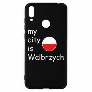 Huawei Y7 2019 Case My city is Walbrzych