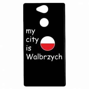 Sony Xperia XA2 Case My city is Walbrzych