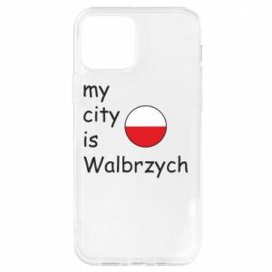iPhone 12/12 Pro Case My city is Walbrzych