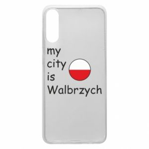 Etui na Samsung A70 My city is Walbrzych