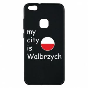 Etui na Huawei P10 Lite My city is Walbrzych