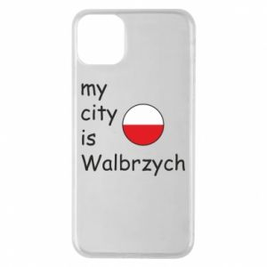 Etui na iPhone 11 Pro Max My city is Walbrzych