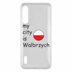 Xiaomi Mi A3 Case My city is Walbrzych