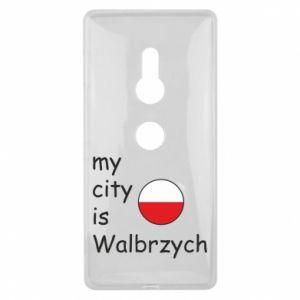 Sony Xperia XZ2 Case My city is Walbrzych