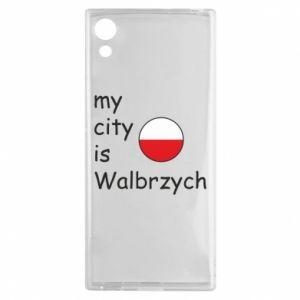 Sony Xperia XA1 Case My city is Walbrzych