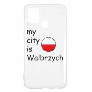 Samsung M31 Case My city is Walbrzych
