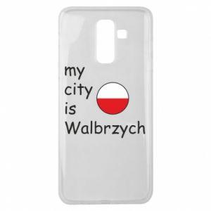Samsung J8 2018 Case My city is Walbrzych