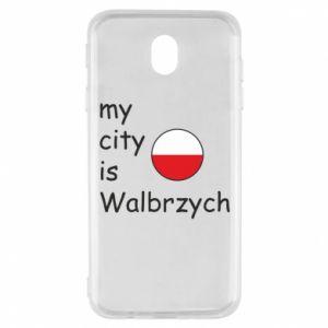 Samsung J7 2017 Case My city is Walbrzych
