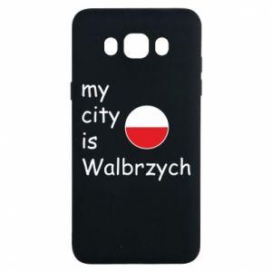 Samsung J7 2016 Case My city is Walbrzych