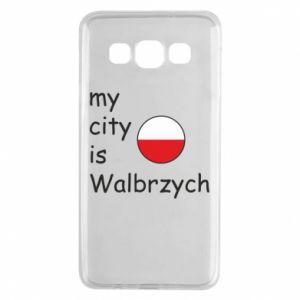Samsung A3 2015 Case My city is Walbrzych