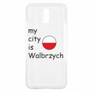 Nokia 2.3 Case My city is Walbrzych