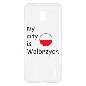 Nokia 2.2 Case My city is Walbrzych