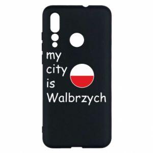 Huawei Nova 4 Case My city is Walbrzych