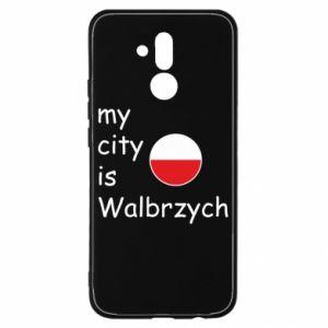 Huawei Mate 20Lite Case My city is Walbrzych