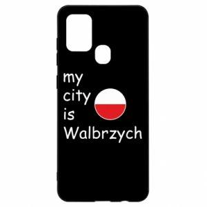 Samsung A21s Case My city is Walbrzych