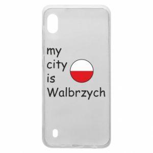 Samsung A10 Case My city is Walbrzych