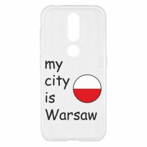 Nokia 4.2 Case My city is Warsaw
