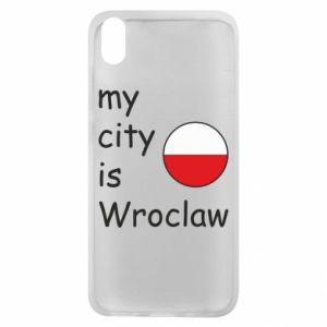Phone case for Xiaomi Redmi 7A My city isWroclaw