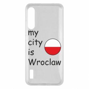 Etui na Xiaomi Mi A3 My city is Wroclaw