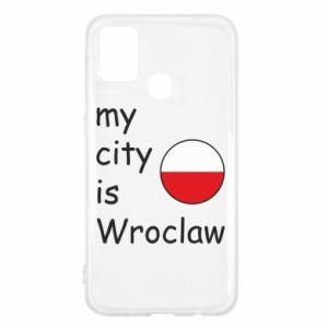 Samsung M31 Case My city isWroclaw