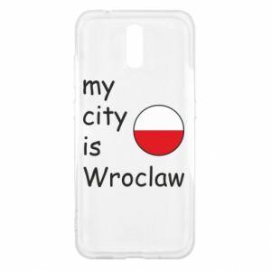 Etui na Nokia 2.3 My city is Wroclaw