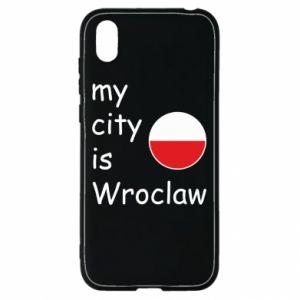 Huawei Y5 2019 Case My city isWroclaw