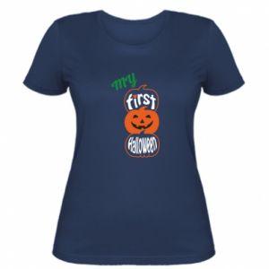 Koszulka damska My first halloween