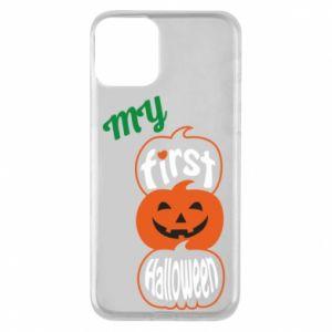Etui na iPhone 11 My first halloween