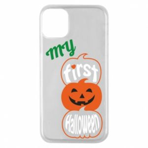Etui na iPhone 11 Pro My first halloween