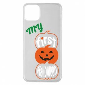 Etui na iPhone 11 Pro Max My first halloween