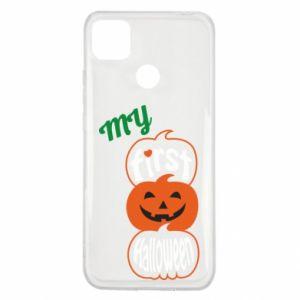 Etui na Xiaomi Redmi 9c My first halloween