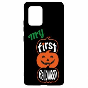 Etui na Samsung S10 Lite My first halloween