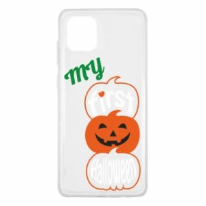 Etui na Samsung Note 10 Lite My first halloween