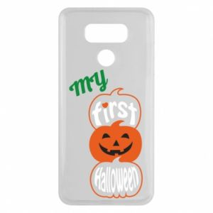 Etui na LG G6 My first halloween