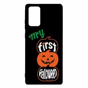 Etui na Samsung Note 20 My first halloween