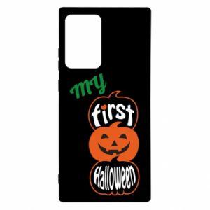 Etui na Samsung Note 20 Ultra My first halloween