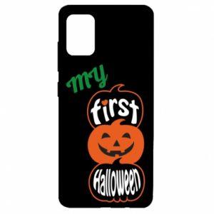 Etui na Samsung A51 My first halloween
