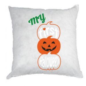 Poduszka My first halloween