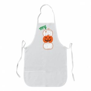 Apron My first halloween