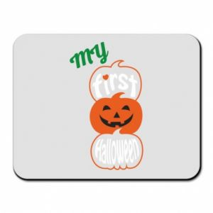 Mouse pad My first halloween