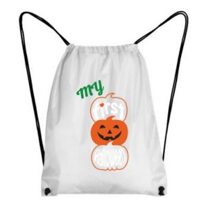 Backpack-bag My first halloween