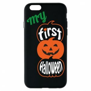 Phone case for iPhone 6/6S My first halloween - PrintSalon