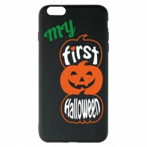 Phone case for iPhone 6 Plus/6S Plus My first halloween - PrintSalon