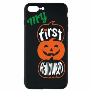 Phone case for iPhone 7 Plus My first halloween - PrintSalon
