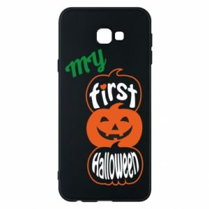 Phone case for Samsung J4 Plus 2018 My first halloween