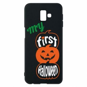 Phone case for Samsung J6 Plus 2018 My first halloween